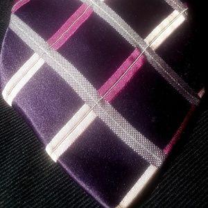 Murano silk necktie